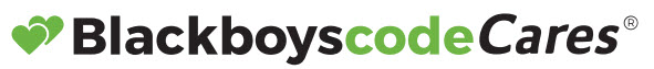 BlackBoysCodeCares Logo