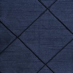 Navy Nova Pintuck Linen