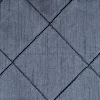 Slate Blue Nova Pintuck Linen