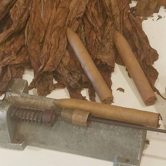 cigars and tobacco