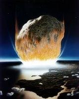 Figure 8. Meteor/asteroid/comet impact