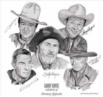 Celebrity Western Stars