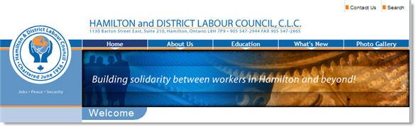 Hamilton District Labour Council