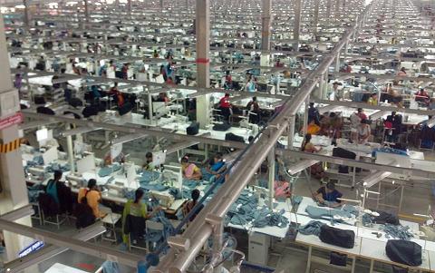 garnment factory