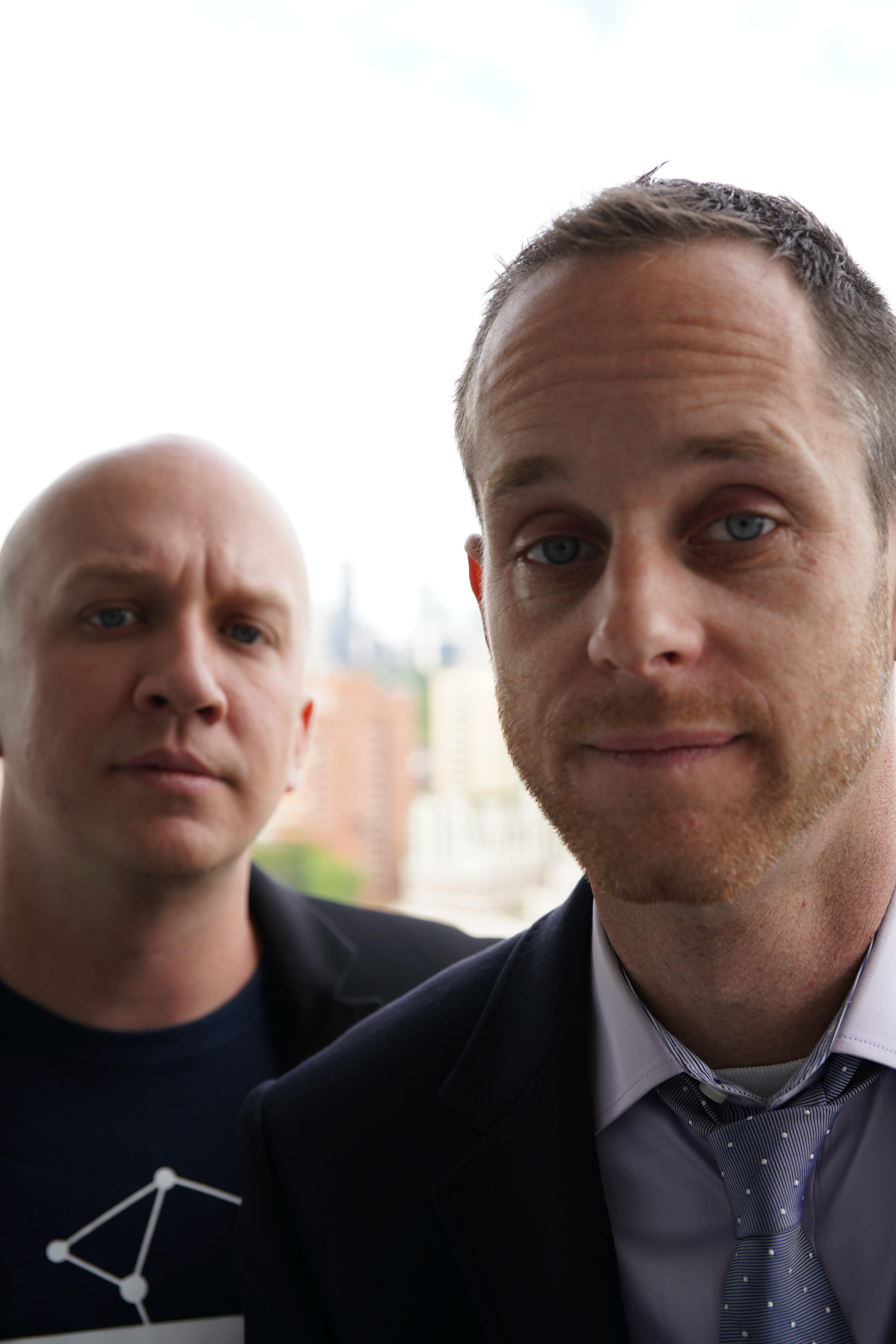 Ben Wells & Lee Kagan