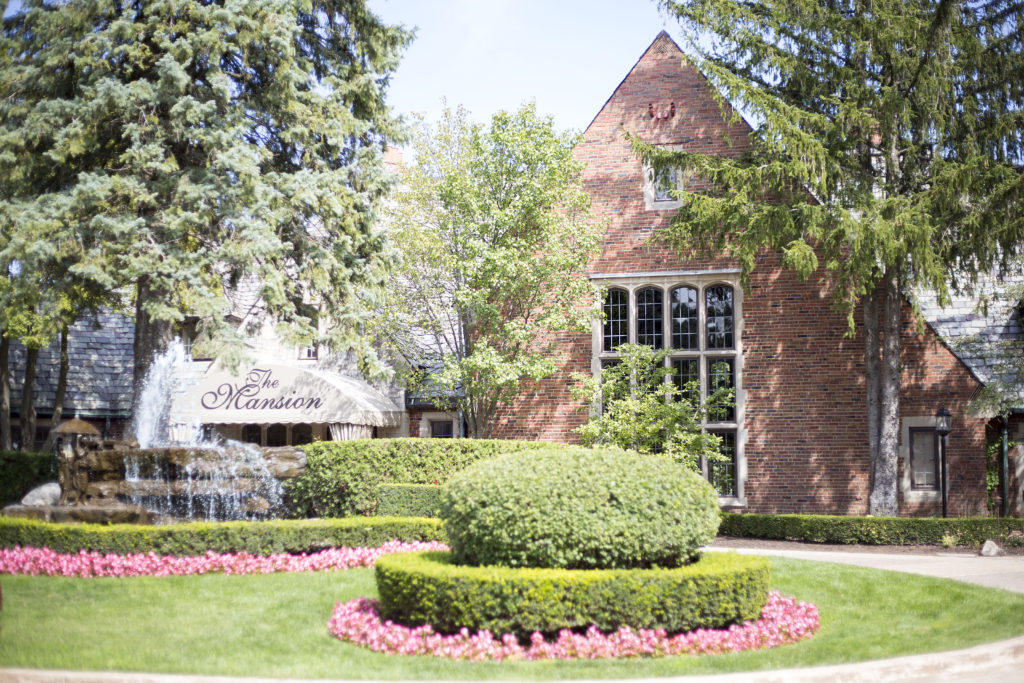 Pine Knob Mansion