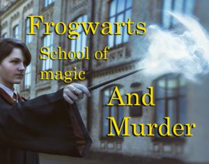 Frogwarts School of Magic & Murder @ Barley's Brewing Company