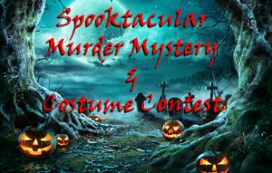Spooktacular Murder Mystery & Costume Contest @ Schmidt's Sausage Haus & Banquet Hall