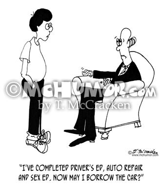 Teen Cartoon 4252
