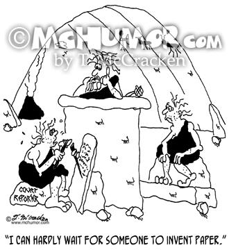 7420 Court Reporter Cartoon1