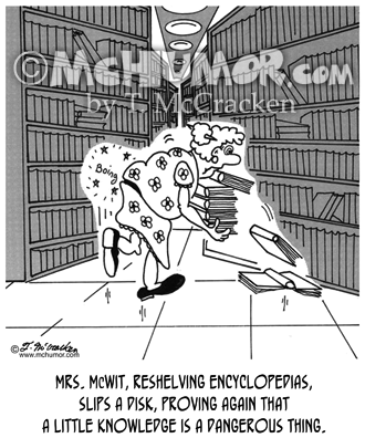 9062 Reference Book Cartoon1