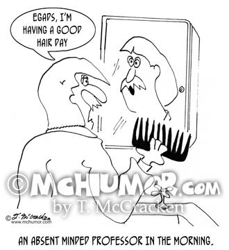 9075 Professor Cartoon1