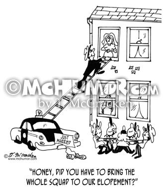 5798 Police Cartoon