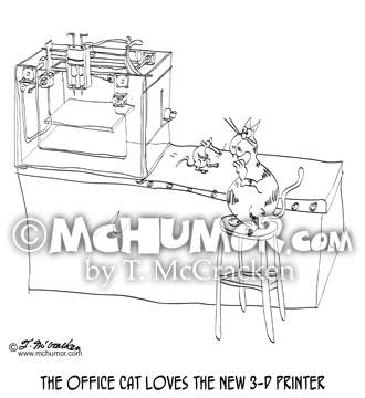 9261 Cat Cartoon