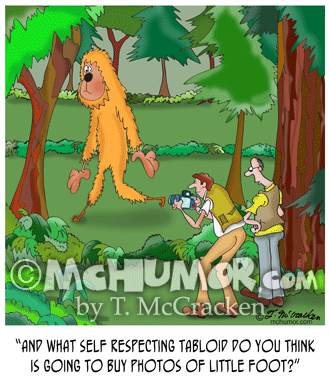 9298 bigfoot cartoon 1