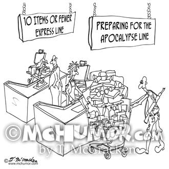 9306 Apocalypse Cartoon