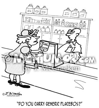 2861 Placebo Cartoon