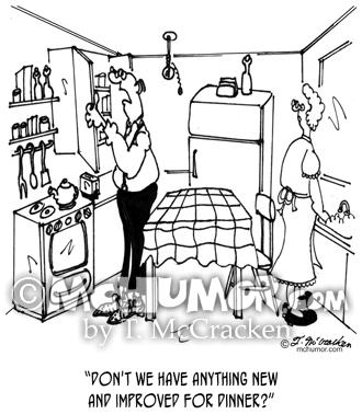 6208 Cooking Cartoon