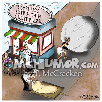 9366 Pizza Cartoon