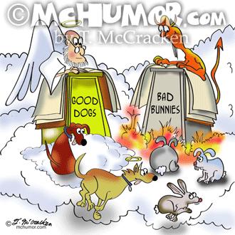 9380 Dog Cartoon