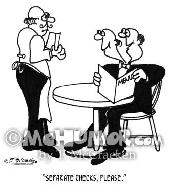 4334 Restaurant Cartoon