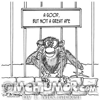 1537 ape cartoon