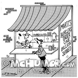 4799 burger cartoon