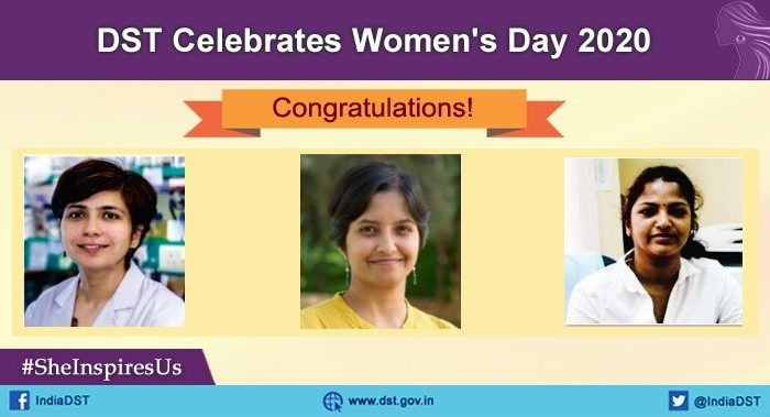 DST celebrates Women's day 2020