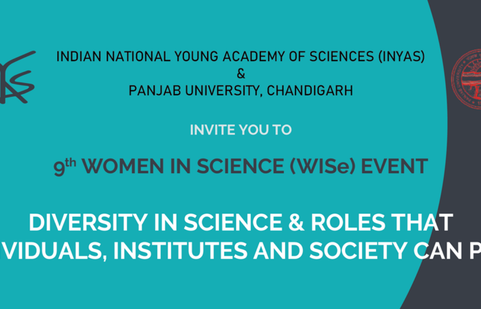 9th Women in Science Event (WiSE)