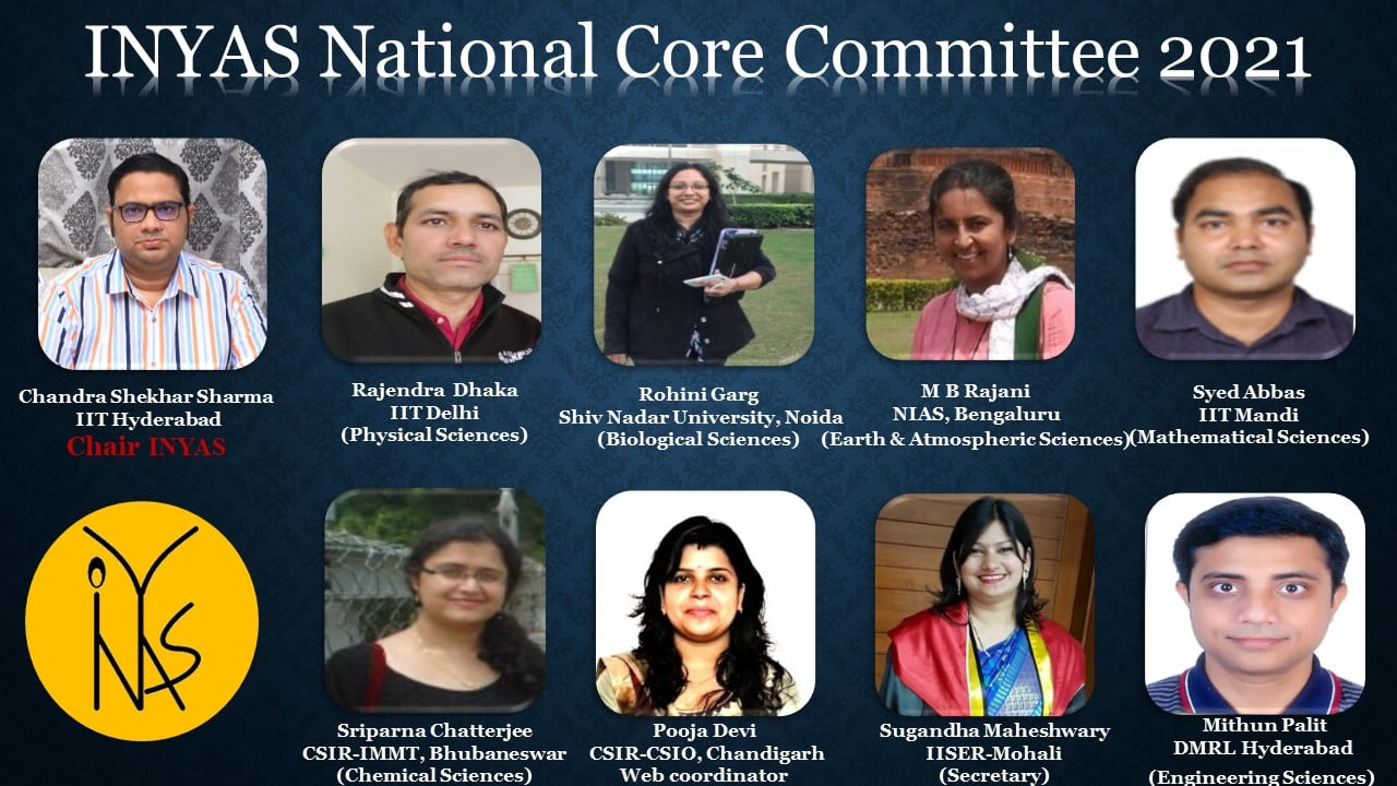 National Core Committee 2021