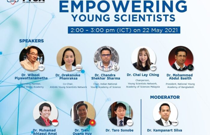 Young Academies' role in Empowering Young Scientists