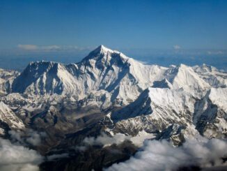the highest point on earth