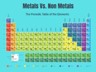 metals vs. non metals