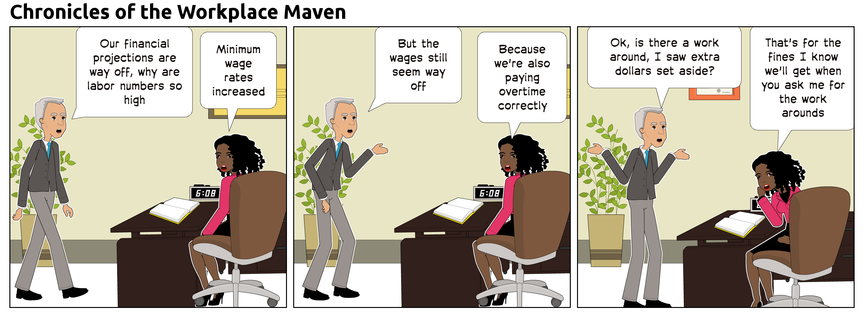 minimum wage overtime penalties