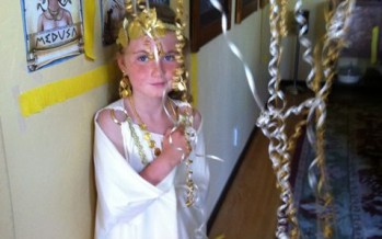 How to Throw a Greek Mythology Party For Kids!