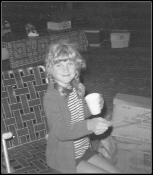 Shannon Camping 1973pic
