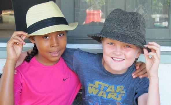 LYLA AND ROWAN