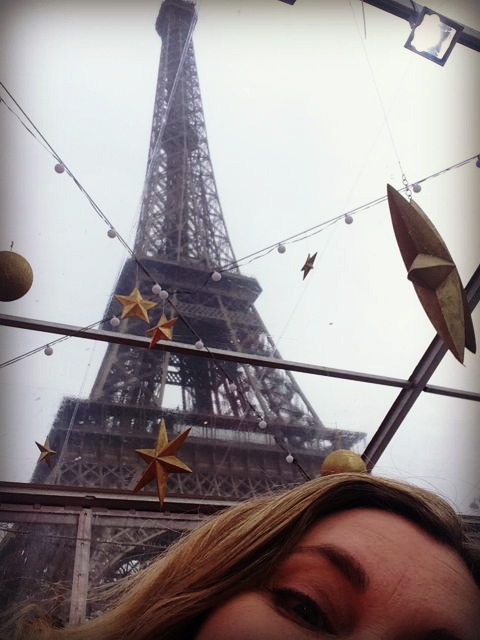 Shannon Bradley Colleary, traveling with kids in Paris
