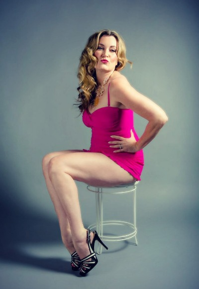 Shannon Bradley Colleary, bombshell, pin-up