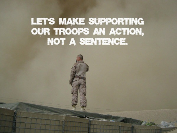 Soldier on a Roof words