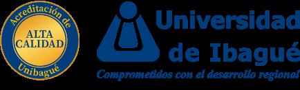 Logo Unibague -Acreditación
