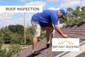 BASIC ROOF INSPECTION