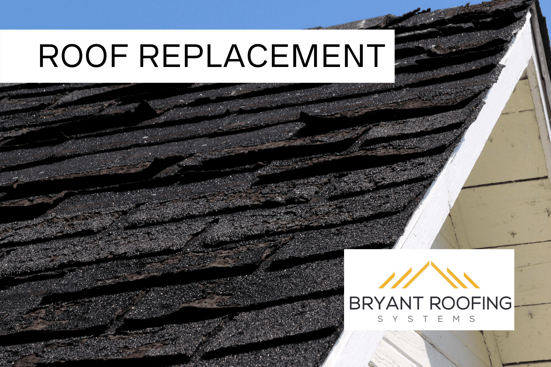 REPLACEMENT ROOFING