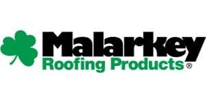 malarkey logo service page