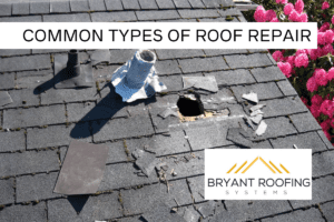types of roof repairs