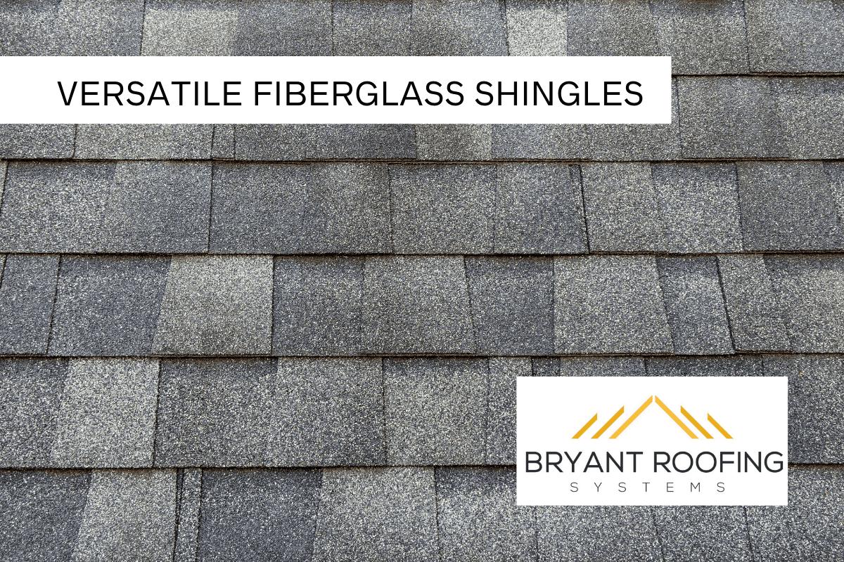 asphalt fiberglass roof SHINGLES