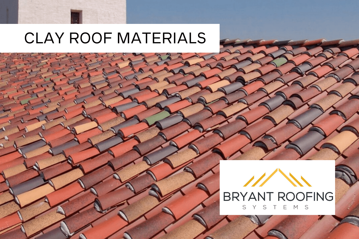 CLAY ROOF MATERIALS