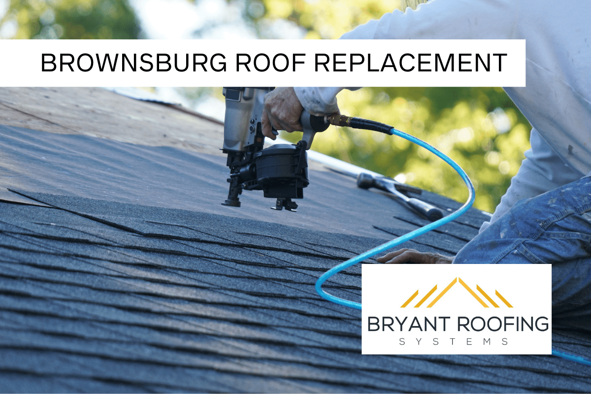 BROWNSBURG ROOF REPLACEMENT