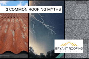 3 COMMON ROOFING MYTHS