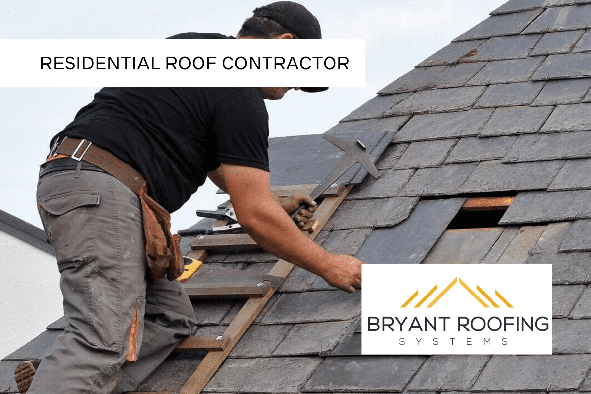 RESIDENTIAL ROOF CONTRACTOR